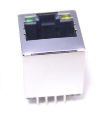 Conector do vertical RJ45